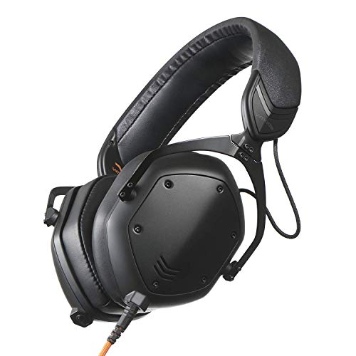 Crossfade M-100 Master Over-Ear Headphone - Matte Black