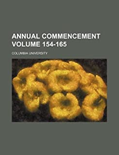 Annual Commencement Volume 154-165