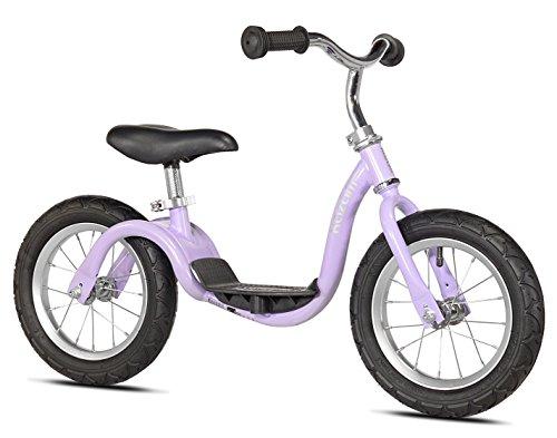 Kazam v2s Bicicletta Senza Pedali, per l'Allenamento dell'equilibrio, Unisex, Metallic Purple