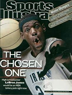 Best sports illustrated cover lebron Reviews