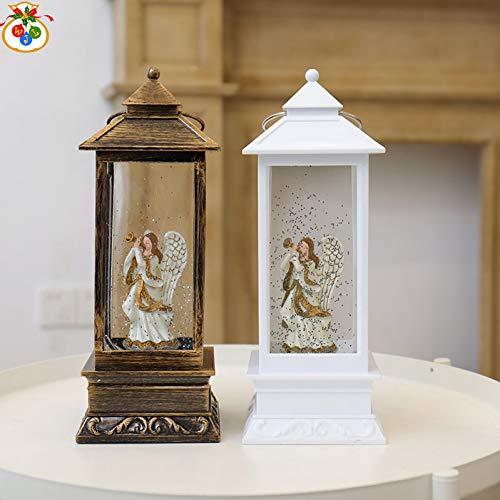 WSXMN Nachtlicht Trompete Angel Smart Home Produkt Led Nachtlicht Ambientelicht , Gold