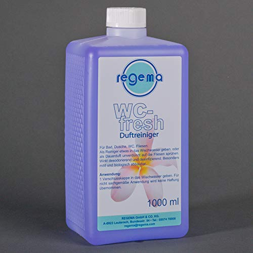 Regema WC fresh Duftreiniger, 1er Pack (1 x 1000 ml)