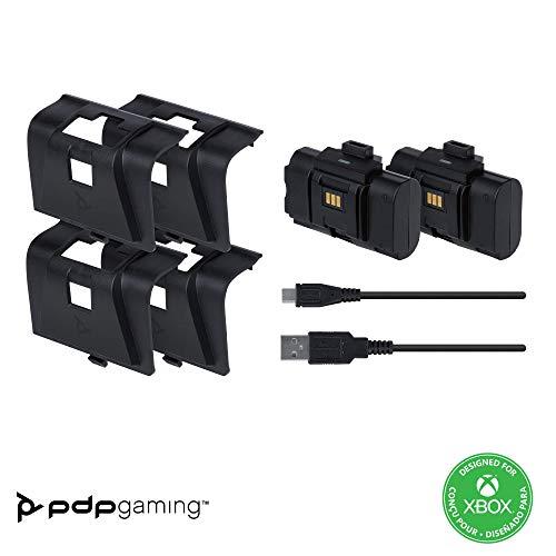PDP Gaming - Kit carga y juega (S/X) (Xbox Series X)