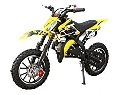 Gas-Powered Dirt Bikes for Kids