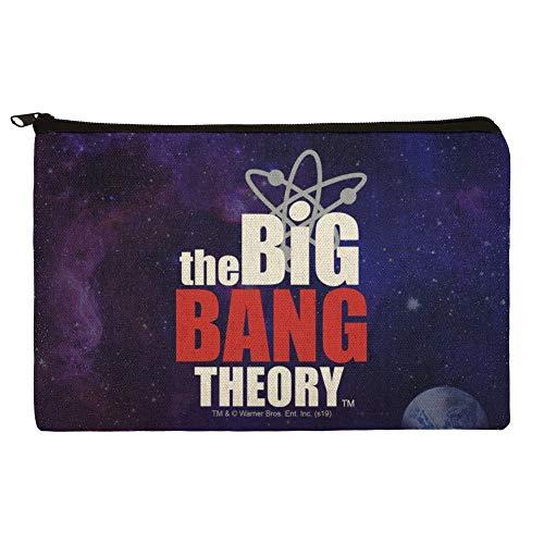 The Big Bang Theory Kosmetiktasche mit Logo