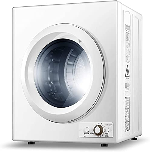 Clothes Dryer, 9 lbs Load Portable Dryer for...
