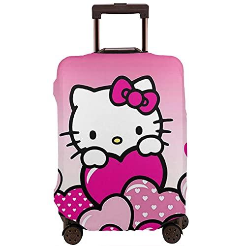 Hello Kitty Anime Cartoon Valigia Protector Caso Lavabile Stampa 3D Design 4 Dimensioni per la maggior parte dei bagagli Borsa Protettiva Cerniera