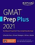 kaplan gmat prep plus 2021: 6 practice tests + proven strategies + online + mobile