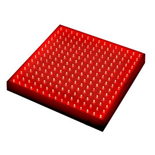 HQRP 630nm 225 Red LED Indoor Garden Hydroponic Plant Grow Light Panel 14W + Hanging Kit