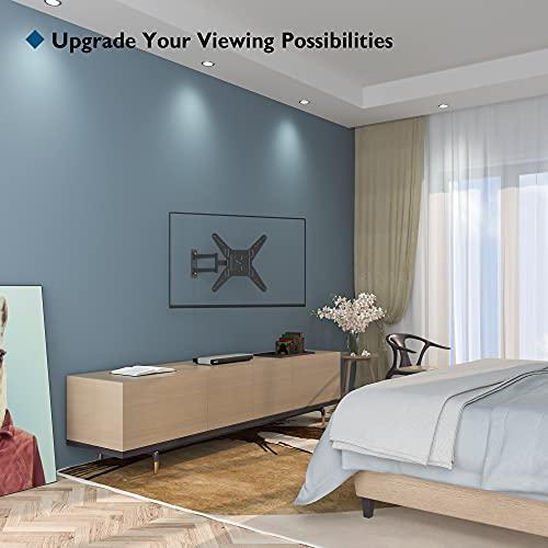 BONTEC Soportes de pared y techo para TV