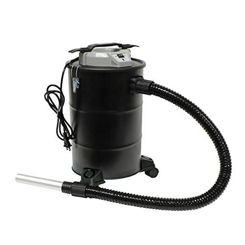 ALEKO APW212 ETL Approved Ash & Dust Multipurpose Vacuum Steel Body 5 Gallons