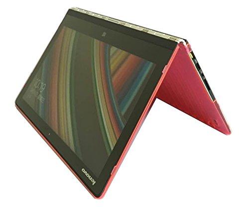 mCover Ligero Funda Dura para Lenovo Yoga 3 Pro y Yoga 700 11,6 Pulgadas portátil (** No es Compatible con Cualquier Yoga o Yoga 2 Modelo de 11,6 Pulgadas **) - Rosa