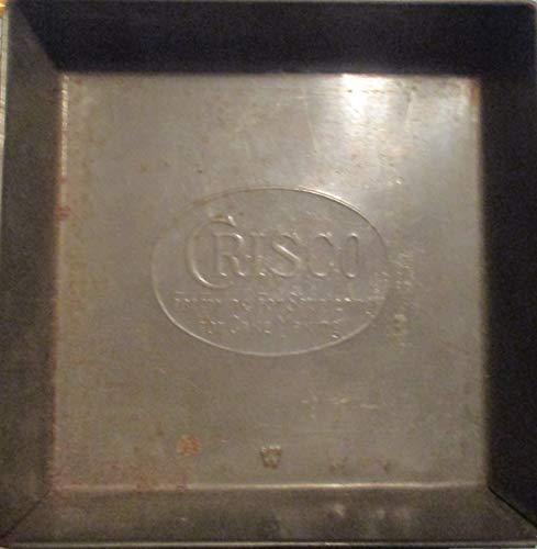 Vintage Crisco For Baking For Shortening For Cake Making 9