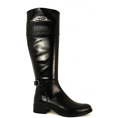 Luis Gonzalo Long Boot - 4305M 37 Black