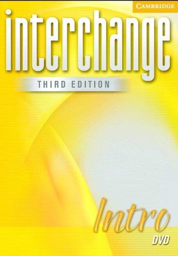 Interchange Intro DVD