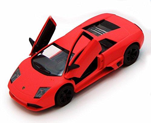 KiNSMART Lamborghini Murcielago LP640, Orange 5370D - 1/36 Scale Diecast Model Toy Car, but NO Box