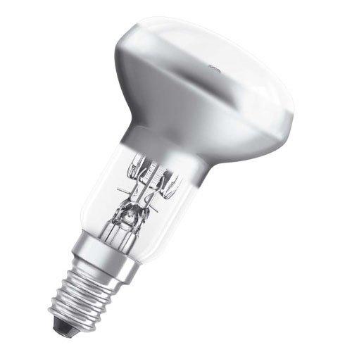 Osram Classic R50 Halogen-Lampe, E14-Sockel, dimmbar, 20 Watt - Ersatz für 25 Watt, Warmweiß - 2700K