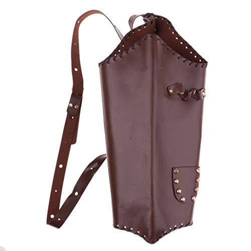 Baoblaze Compoundbogentasche Bogenschießen Zubehörtasche Tragetasche mit verstellbare Schultergurt