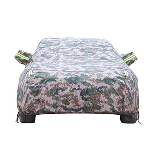 DUWEN Compatible with Bentley Turbo RT Car Cover All Weather Outdoor Universal Breathable Waterproof Auto Cover Dust Proof Anti-UV Sun Auto Protector Cover (Color : Color, Size : 1997)