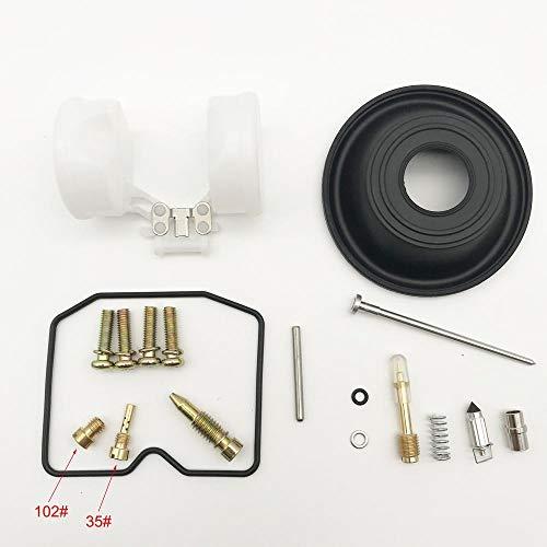 SGHKKL Motorradreparatur Repuild Kit für ZRX400 ZRX 400 N67V