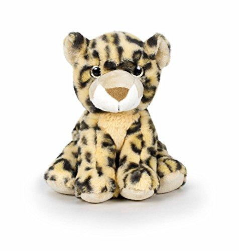 Famosa Softies - Animales de la Selva, Peluche Leopardo (760010027)