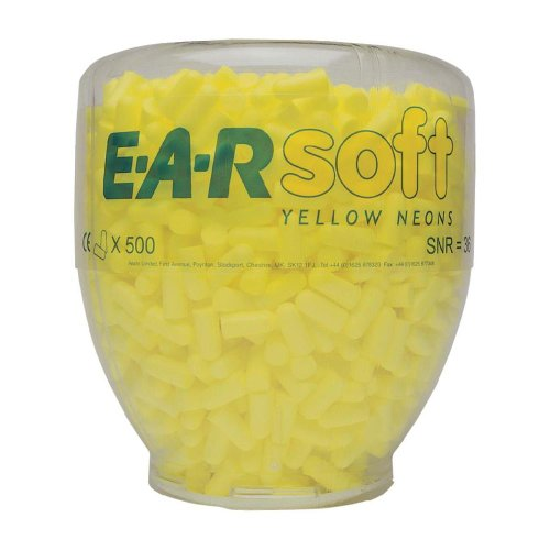E·A·R Ear Soft ONE-Touch Dispenser 500 Paar