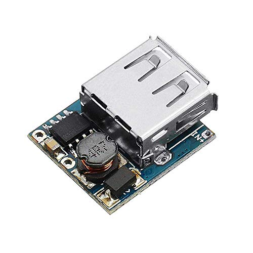 Nologo YO-TOKU Auto-installing Combination 3pcs 5V Lithium Battery Charger Step Up Protection Board Boost Power Module Micro USB Li-Po Li-ion 18650 Power Bank Charger Board DIY Modules CE