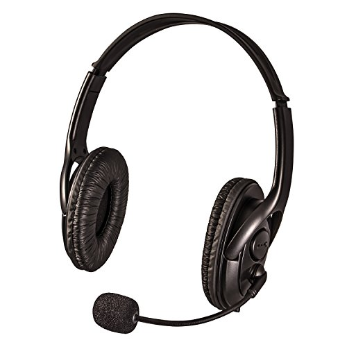 giZmoZ n gadgetZ Black Premium Deluxe Large Compatible with XBOX 360 Compatible Headset Live Stereo...