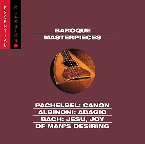 Baroque Masterpieces: Essential Classics / Various