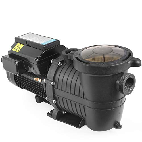 XtremepowerUS 1.5 HP Variable Speed in & Above Ground Pool Pump 230V