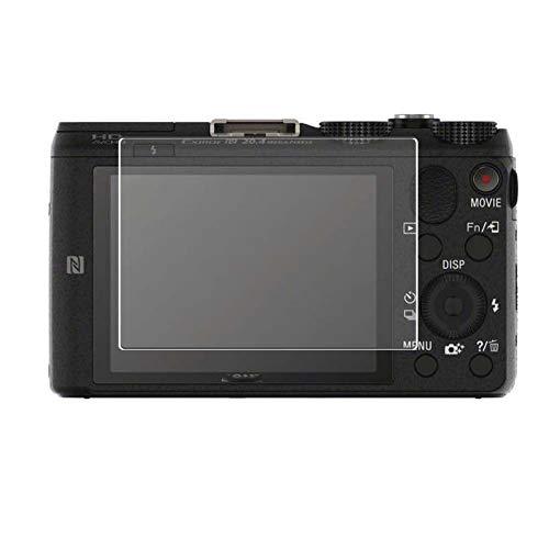 Vaxson 3-Pack TPU Pellicola Protettiva, compatibile con Sony Cyber-shot DSC-HX60, Screen Protector Film [ Non Vetro Temperato ]