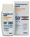 Fotoprotector ISDIN Fusion Fluid Color SPF 50+ | Protector solar...