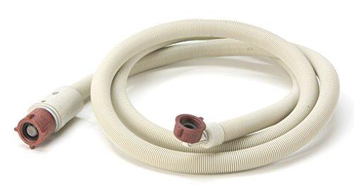 DREHFLEX - SCHLA124 - Aquastop/Aquastopschlauch/Sicherheitsschlauch für Waschmaschine oder Geschirrspüler - Länge 2,0m