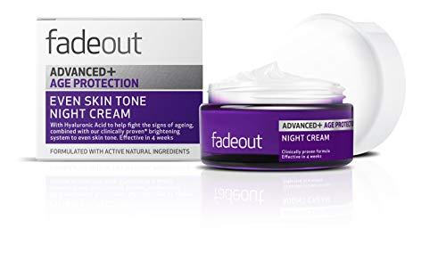 Fade Out Advanced+ - Crema notte per la protezione dell'età, 50 ml