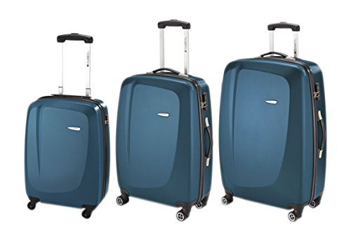 GABOL, Set de Bagages Mixte Azul 77 cm