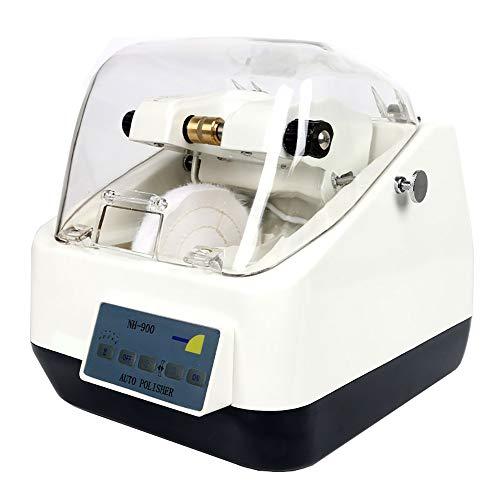 Sale!! Huanyu Optical Polisher Lens Polishing Machine Edge Grinder Pure Copper Motor Automatic Machi...