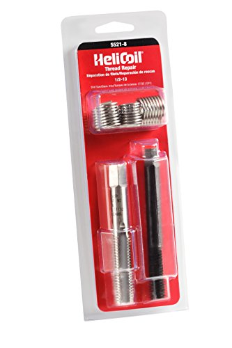 Helicoil 5521-8 1/2-13 Inch Coarse Thread Repair Kit