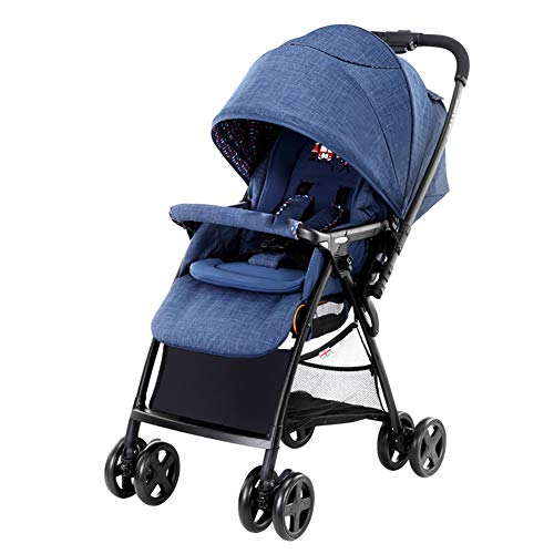 Affordable AMENZ Stroller Pushchair Carrycot Pram cart with Adjustable Backrest Footrest Detachable ...