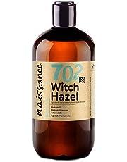 Naissance Agua de Hamamelis - 500 ml, Adecuado para el cuidado de la piel