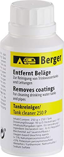 Berger Wassertankreinigung