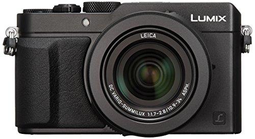 パナソニック コンパクトデジタルカメラ ルミックス LX100 4/3型センサー搭載 4K動画対応 ブラック DMC-LX1...
