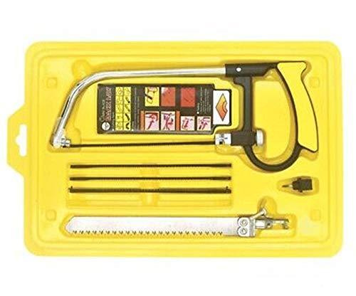 Mehrzweck-Hobby-Werkzeug 8 in 1 Magische Säge Bügelsäge DIY Handsäge Industriequalität
