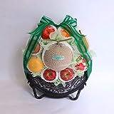 法事等の御供物用フルーツかご盛り 果物かご 満月 名古屋のフルーツ専門店新米澤屋特選 ノーブランド品