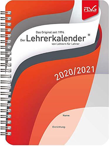 FLVG Lehrerkalender 2020/2021 mit Hülle A5