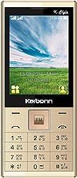 Karbonn K Stylo (Dual SIM, Brushed Gold)