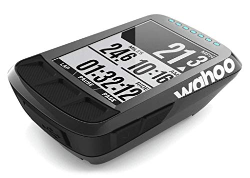 Wahoo Elemnt Bolt GPS fietscomputer Stealth Edition