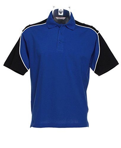 Gamegear Formula Racing Monaco Polo Kk611 Royal/Noir XXL