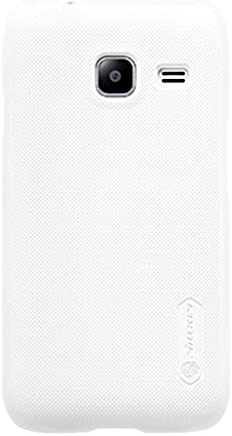 Nillkin Telefono Cellulare Custodia per Samsung Galaxy J1Mini, Colore: Bianco