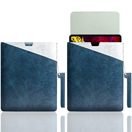 WALNEW Schutzhülle für iPad Pro 2018/2020 (32,8 cm (12,9 Zoll) iPad Pro, dunkelblau)