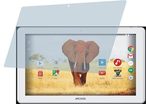 4ProTec I Archos 101 Magnus (2 Stück) Premium Bildschirmschutzfolie Displayschutzfolie ANTIREFLEX Schutzhülle Bildschirmschutz Bildschirmfolie Folie